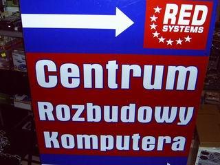 RED SYSTEMS CENTRUM ROZBUDOWY KOMPUTERA SZCZECIN